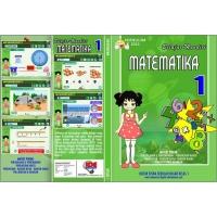 CD Pelajaran Matematika SD Kelas 1 Kurikulum 2013