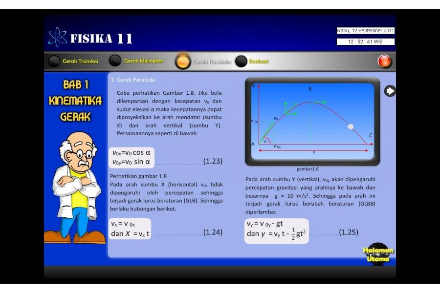 Cd Pelajaran Fisika Sma Kelas 11