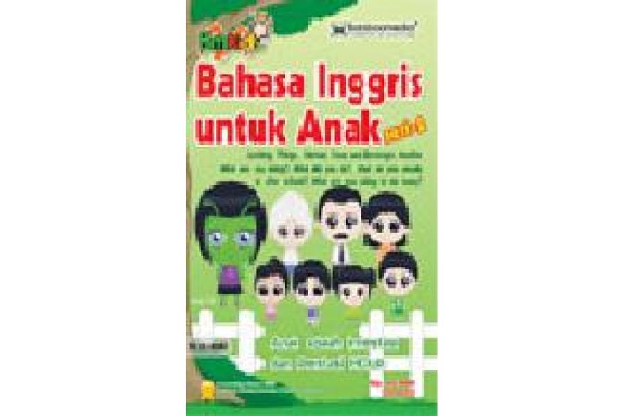 Bahasa Inggris Untuk Anak Seri 2