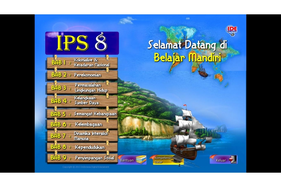 IPS Kelas SMP Kurikulum
