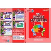 CD Belajar Tematik SD kelas 4 Tema 1 INDAHNYA KEBERSAMAAN