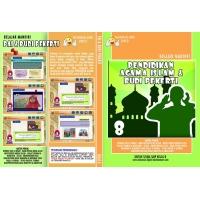 CD Pelajaran Agama Islam SMP kelas 8 Kurikulum 2013