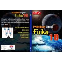 CD Pratikum Digital Fisika 10