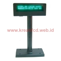 Customer Display Code Soft