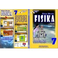 CD Pelajaran Fisika SMP Kelas 7 Kurikulum 2013
