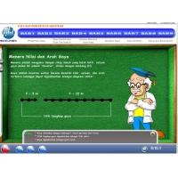 CD Pelajaran Fisika SMP kelas 8