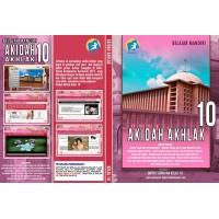 CD Belajar Aqidah dan Akhlak kelas 10 Kurikulum 2013