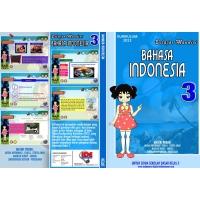 CD Pelajaran BAHASA INDONESIA  kelas 3 SD