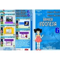 CD Pelajaran BAHASA INDONESIA  kelas 6 SD