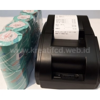 Printer Kasir Postronix tx-78 Model PRJ CX-58 (USB-MURAH)