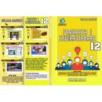 CD Belajar Prakarya & Kewirausahaan kelas 12 SMA Kurikulum 2013