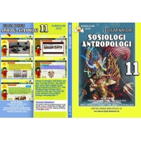 CD BELAJAR SOSIOLOGI dan ANTROPOLOGI SMA kelas 11 Kurikulum 2013