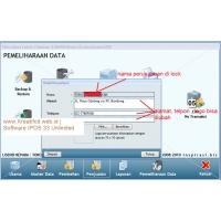 Software Toko Ipos 3.3 Unlimited Lisensi