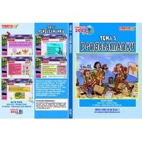 CD Belajar Tematik SD kelas 1 Tema 4 KELUARGAKU